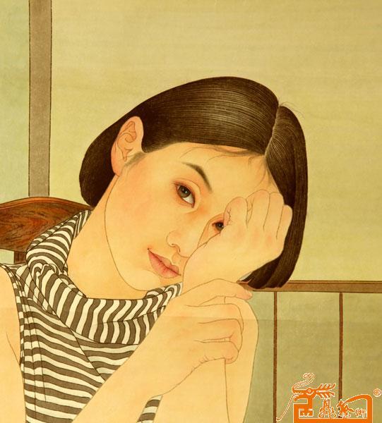 吴玉亮期权艺术收藏 中国书画服务中心